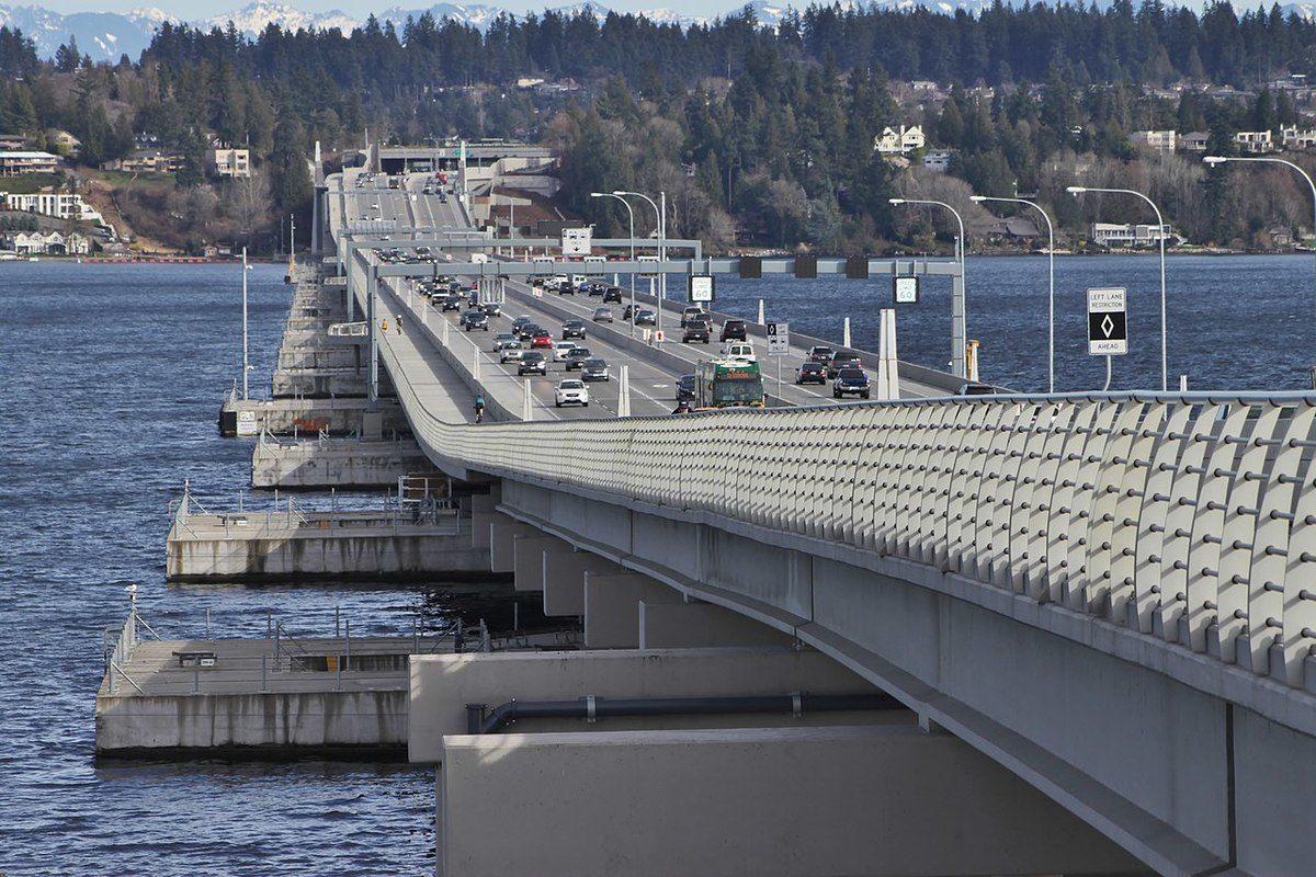 A világ leghosszabb és legszélesebb úszó hídja