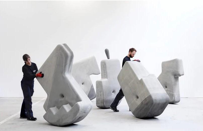 Te is képes lehetsz egy akár 25 tonnás betontömb mozgatására, mindössze  egyetlen kézmozdulattal!