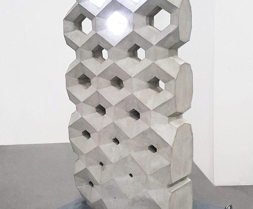 A világ első intelligens betonfala